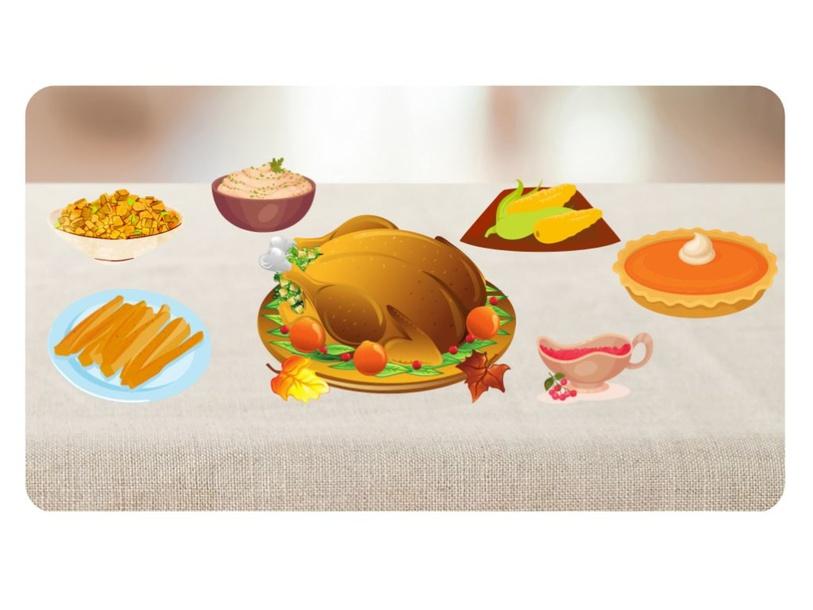 Thanksgiving by Lauren Hamilton Saez