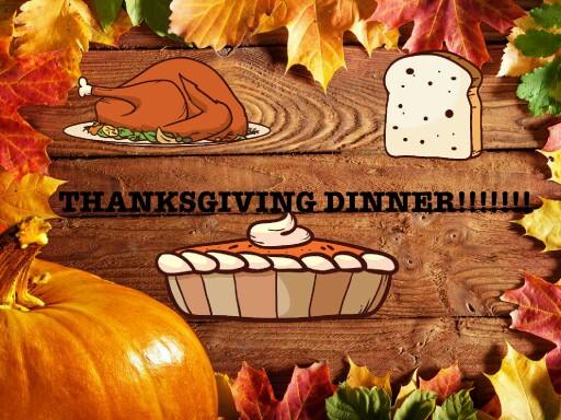 Thanksgiving by Ava Notario