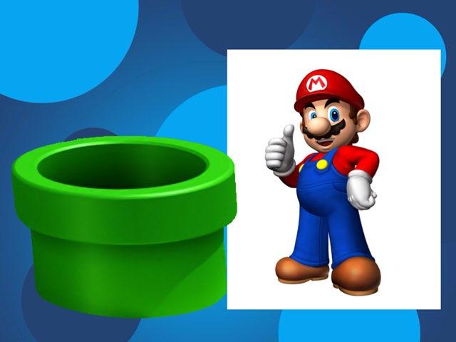 That's Some DERPY Mario! by Regina Frangos
