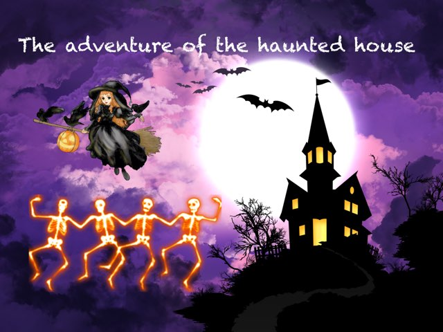 The Adventure Of The Haunted House by Pablo Ugalde