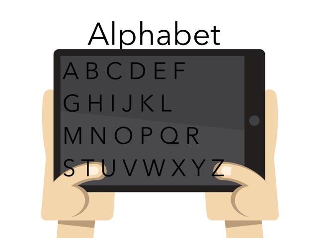 The Alphabet  by Sehran Sharif