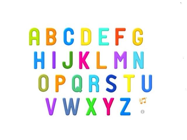 The Alphabet by Potato Dude
