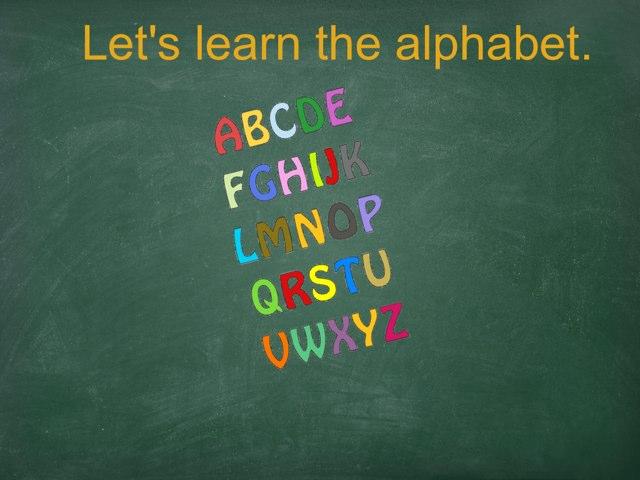 The Alphabet by David Llinares