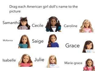 The American Girl Doll Test by GOld lbg