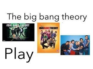 The Big Bang Theory Quiz by Lil Saleh