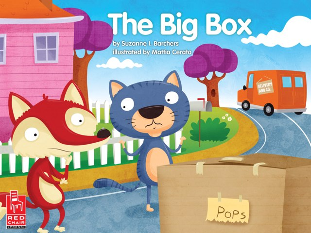 The Big Box (Kiosk) by Red Chair Press