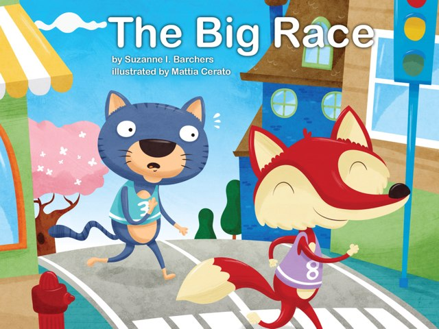 The Big Race (Kiosk) by Red Chair Press