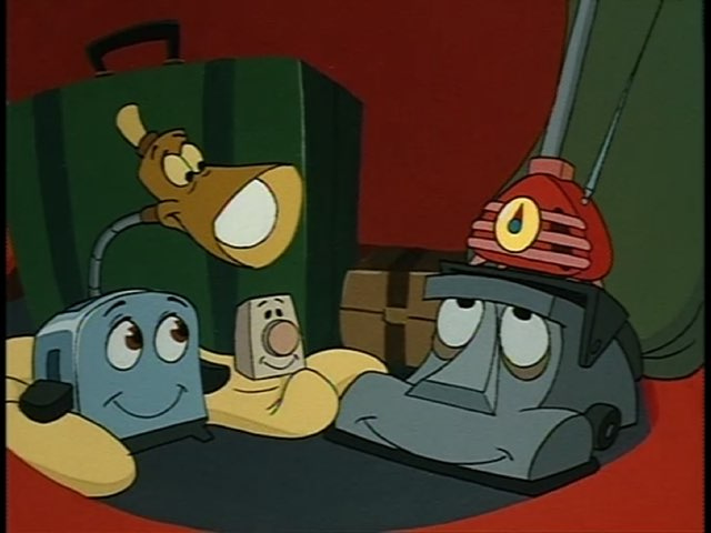The Brave Little Toaster-Remember That Day by George awrahim