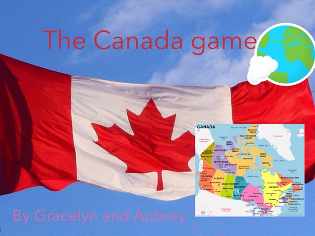 The Canada Game by Jennifer Alexander
