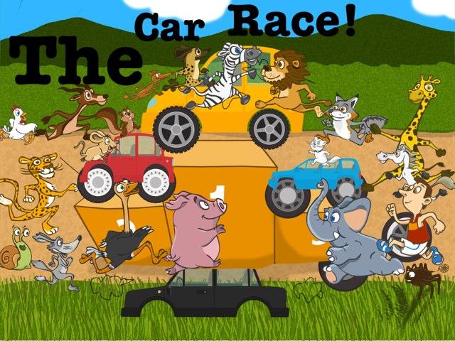 The Car Race! by Valeria Ferradas