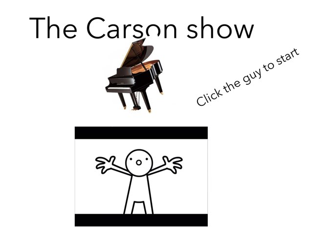 The Carson Show by Carson Leal