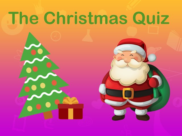 The Christmas Quiz by Nick L.