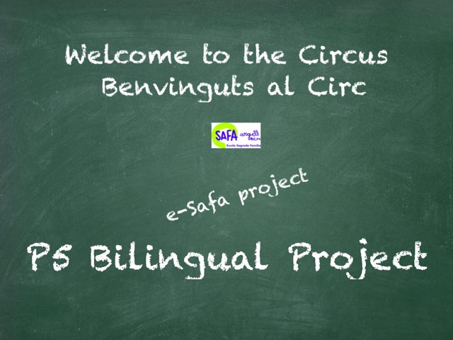 The Circus-El circ by IE Londres c/urgell