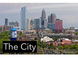 The City  by Meghan McCue