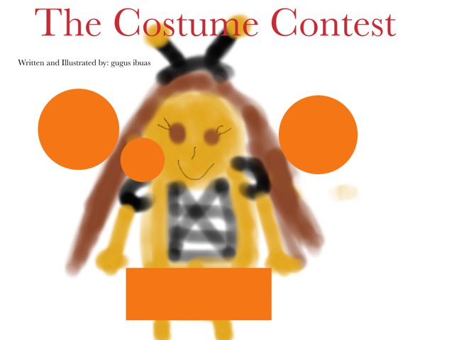 The Costume Contest by Gugus Ibuas