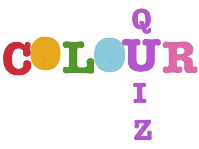 The Easy Colour Quiz by Sophie Game