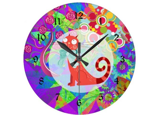 The Epic Clock Game! by Linda Motta