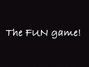 The FUN game by Bella Zais