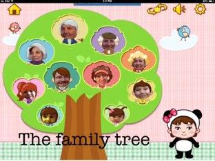 The Family Tree by Lour Elfar
