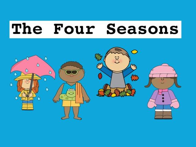 The Four Seasons Quiz by Robin Gorey
