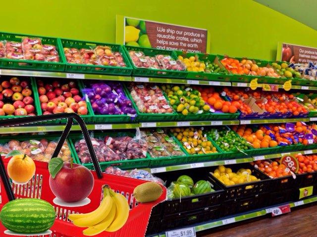 The Fruit Salad Game! by Caitlin Hamilton