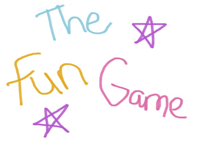 The Fun Game by aisling Moore