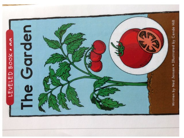 The Garden by Laura McCarthy