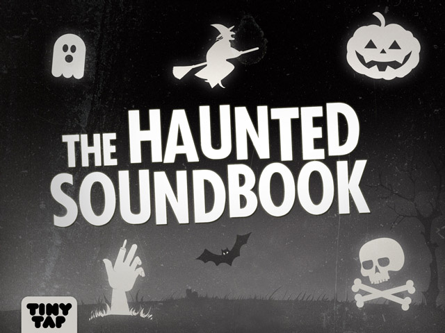 The Haunted Soundbook by Tiny Tap