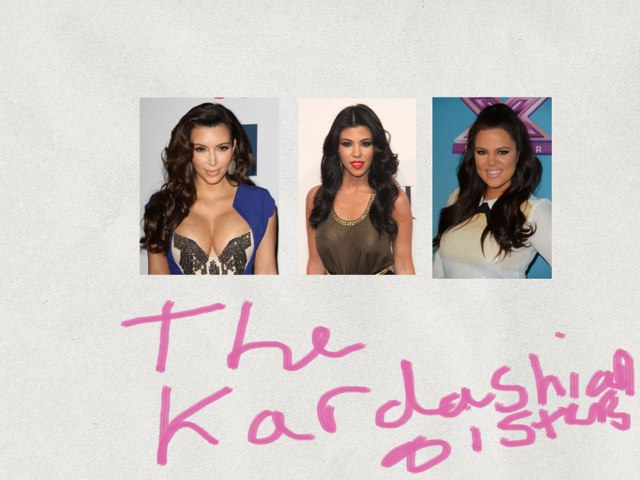 The Kardashian Guessing Game by Grace Potter