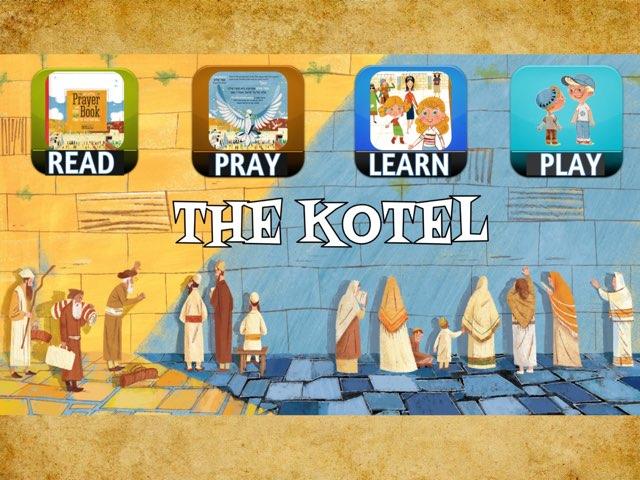 The Kotel by Anat Goodman