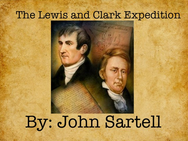 The Lewis and Clark Expedition A 12 by Darcie Malcom