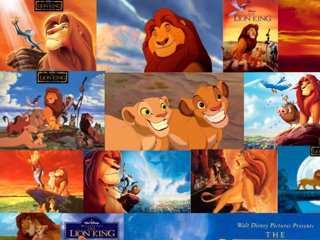 The Lion King Movies  by M2 Taylor