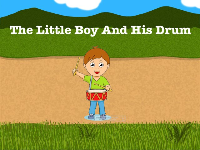 The Little Boy And His Drum by A. DePasquale