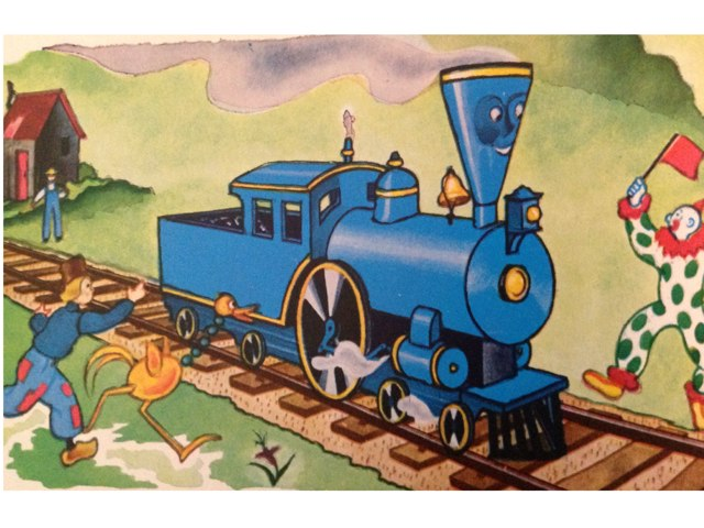 The Little Engine That Could by Ann Leverette