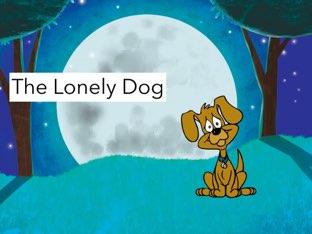 The Lonely Dog by Jennifer Riu