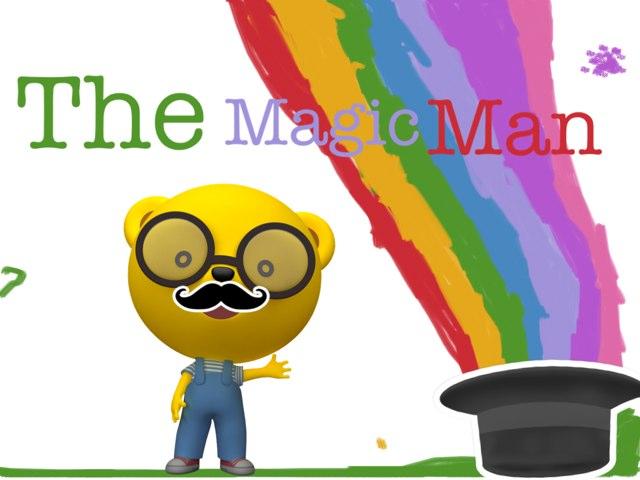 The Magic Man by Caleb Keegan