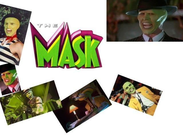 The Mask Jim Carrey by marina moukhin