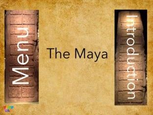 The Maya(BCA) by Caleb dixon