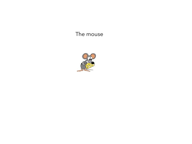 The Mouse by Xavia smith