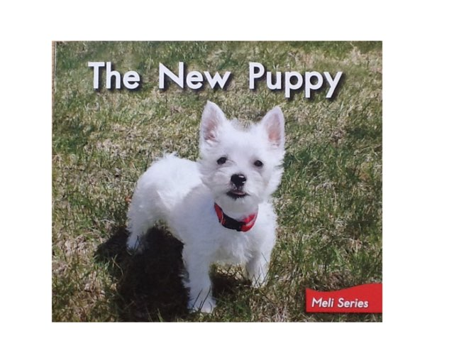 The New Puppy by iat hcpss