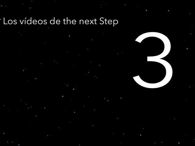 The Next Step 4 by Alba Calvo Simo