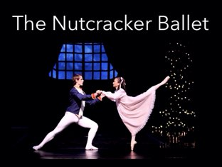 The Nutcracker Ballet by A. DePasquale