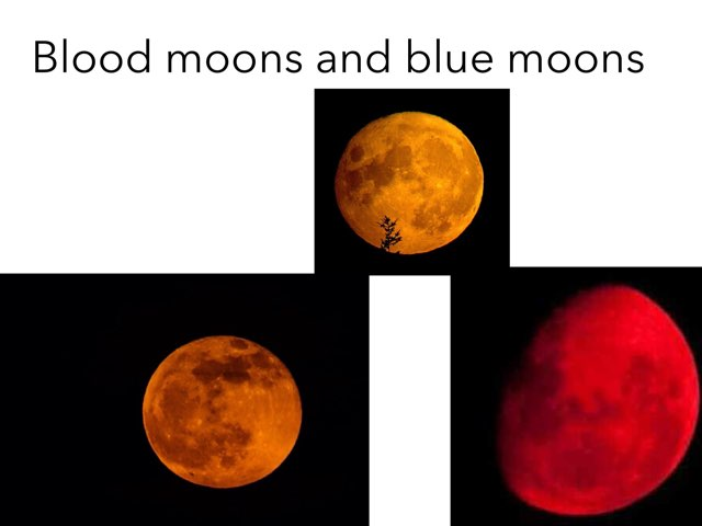 The October Lunar  Eclipse October 8 by Jessica Watne