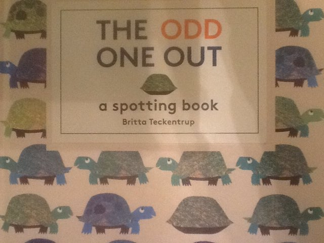 The Odd One Out by uri lazar