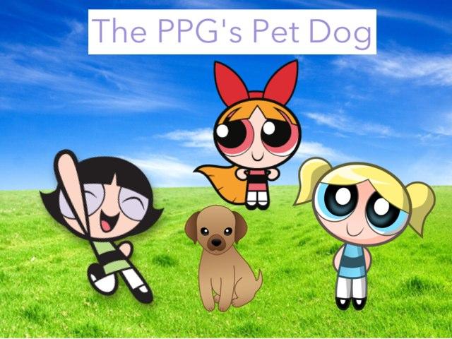 The PPG's Pet Dog by Aleya Rahman