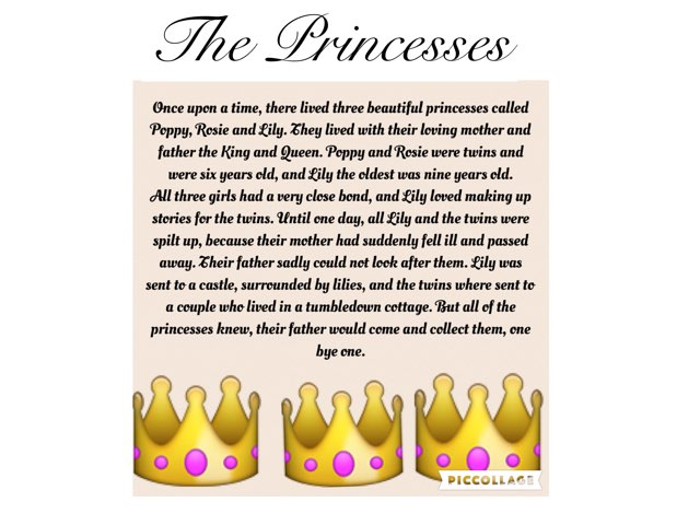 The Princesses  by Michael McCabe