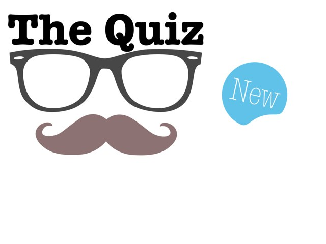 The Quiz  by Aaron Rosenberg