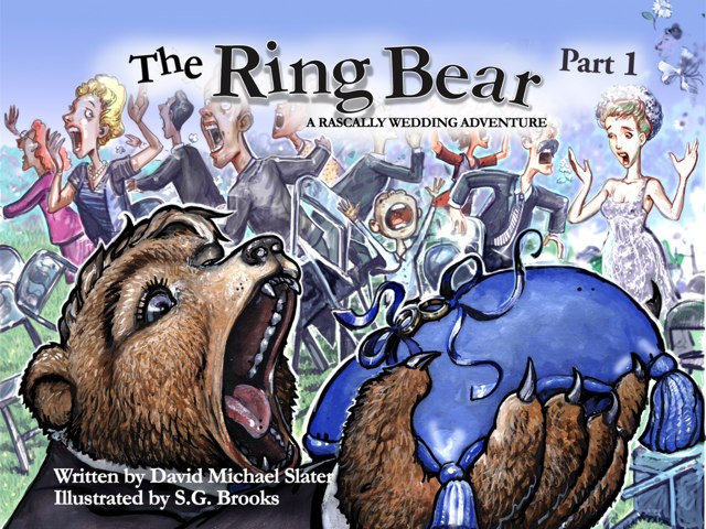 The Ring Bear - Part 1 by David Michael Slater