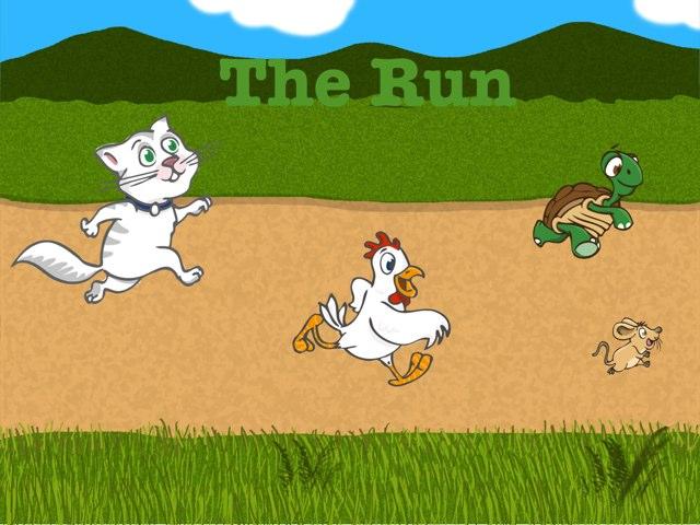 The Run by Mercedes Villanueva