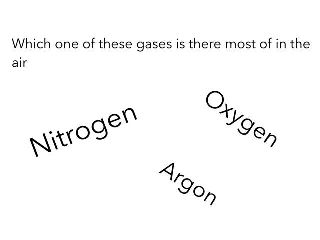 The Science Quiz by Year5 Twyn